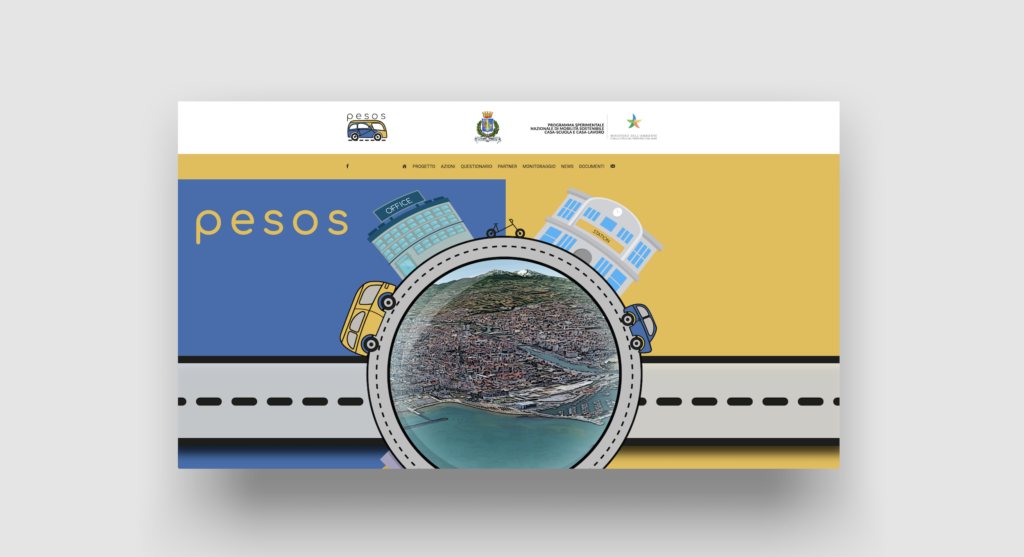 Progetto Pesos - Fondo Mobilità Sostenibile per Pescara